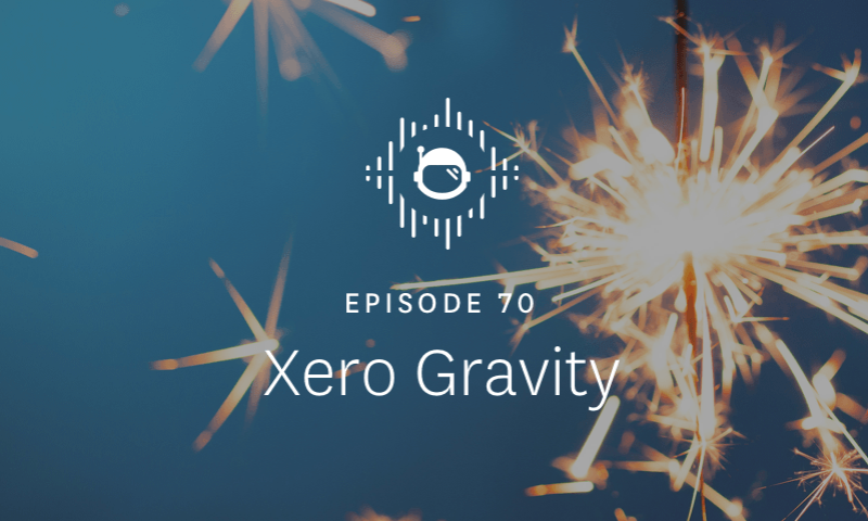Xero Gravity: Innovation from the inside out